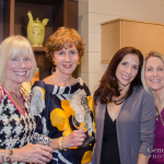 Symphony Guild Holds Pre Tour Party