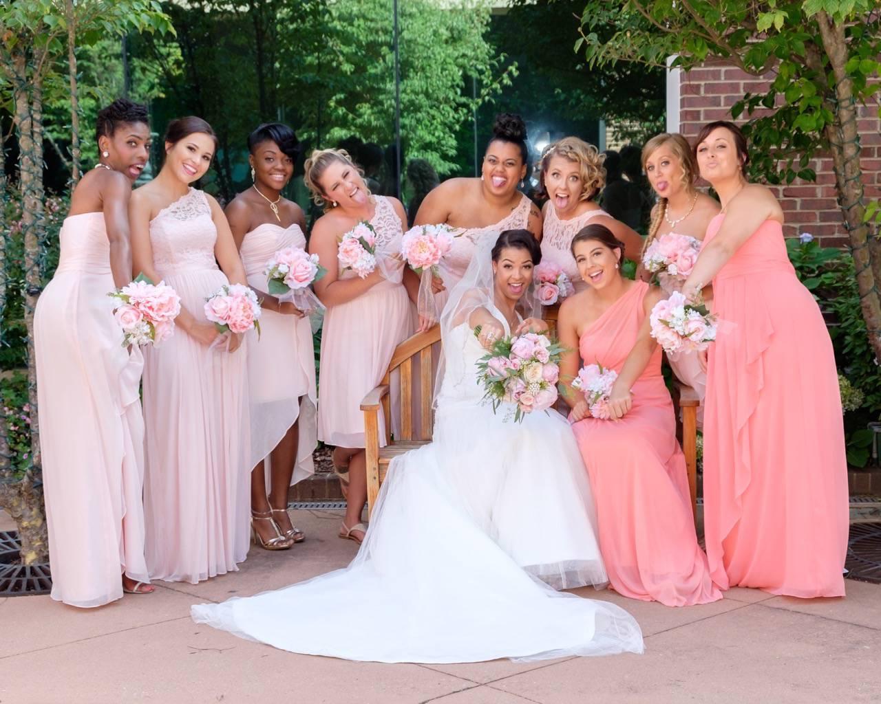 charles mack wedding photo