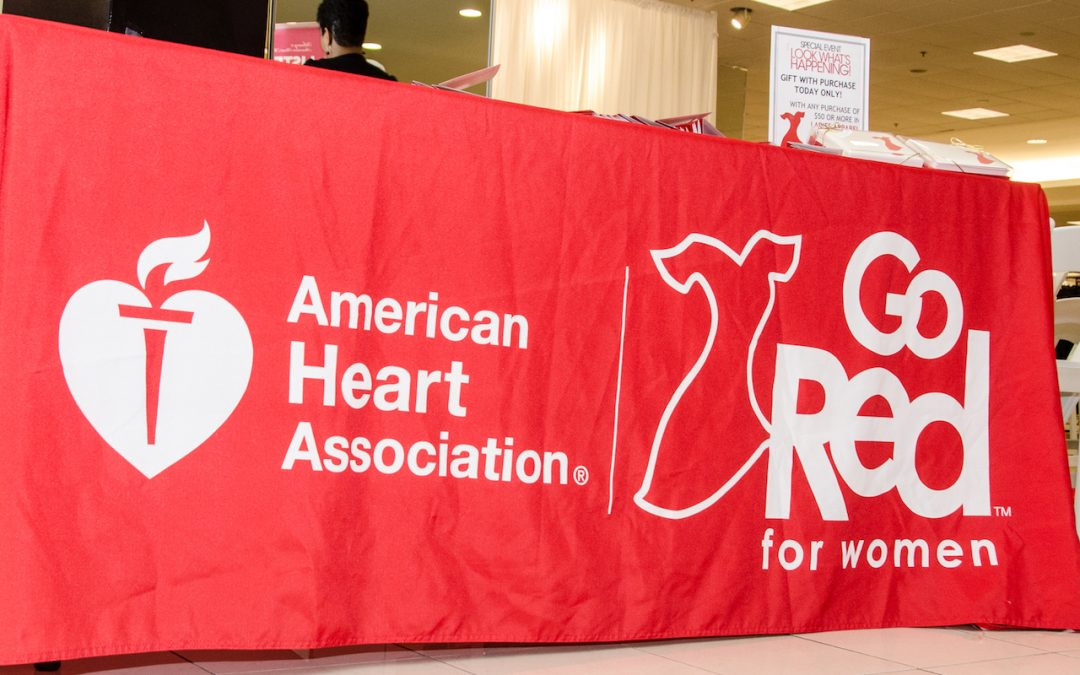 Macy's Go Red Event