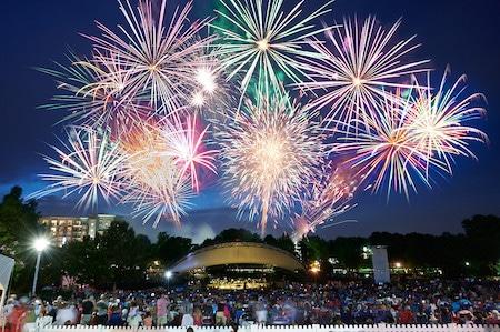 Charlotte Symphony's Summer Pops